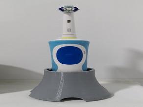 Electric Toothbrush Holder (Braun)