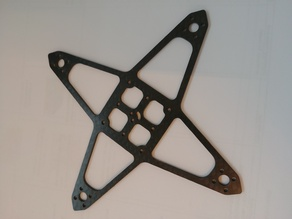 Calimero Carbon (Happy Atom) toothpick fpv frame