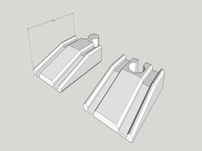 Brio Compatible - Track to Floor End (Set of 2)
