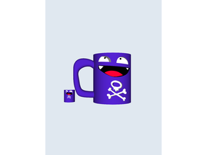 Koffing Cups