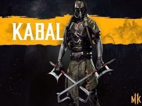 Mortal Kombat 11 Kabal Hook Blades