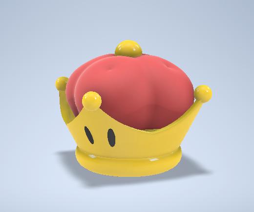 Super Mario - Super Crown