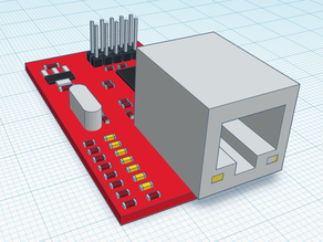 Arduino W5100 mini module