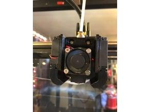 E3D-V6 Mount for Creativity ELF / Sainsmart Coreception / Koonovo 3D Printers