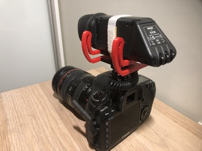 Rhode (Or any) microphone cradle