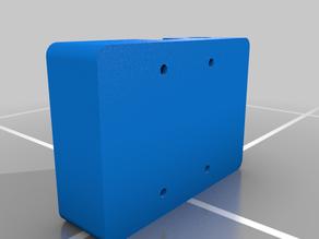Flipsky dual VESC 6.6 case / skateboard top mount