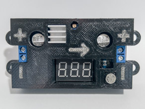 LM2596S LED Buck Converter Case