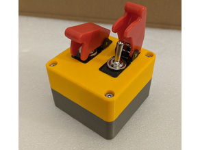 Toggle Switch Case