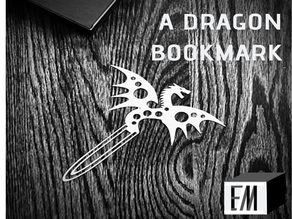 Spotted Dragon Bookmark