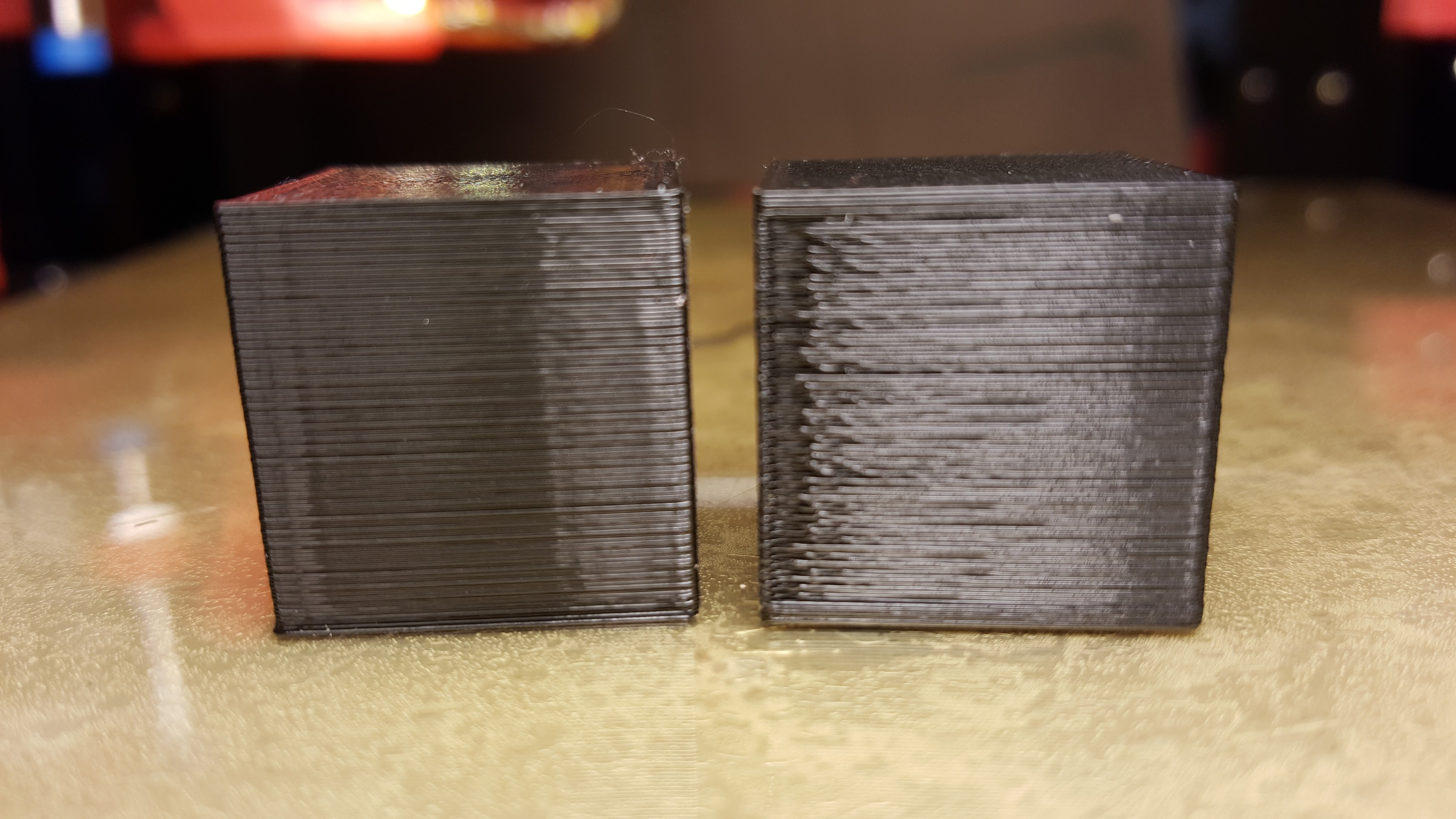 Cura 2 7,3 0 with stock A8 firmware, OK on Repetier - General - Anet