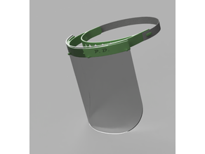 Face Shield (Covid 19 non-certificated)