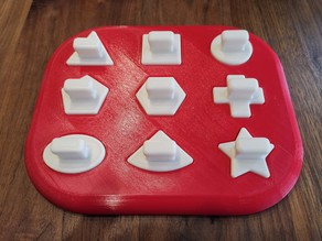 Baby's First Shape Puzzle