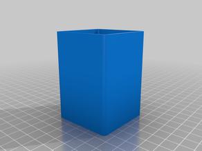 storage box, 72x50x50mm