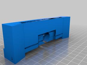 Taranis QX7  FPV monitor mount