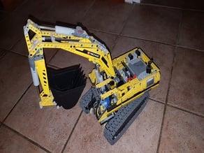 Bucket for LEGO Technic 8043 Excavator