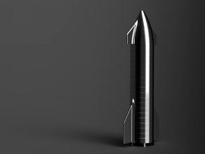 [OLD] SpaceX Starship SN8