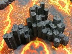 Basalt Terrain RockWall 1-3