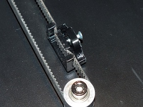 Belt Tensioner, 6 mm, adjustable