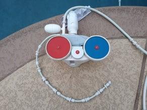 Polaris wheel with ceramic bearings