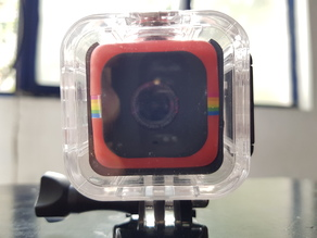 Polaroid Cube to Session adapter for waterproof case