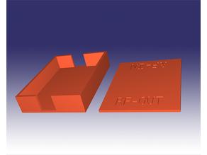a simple housing for an RF amplifier