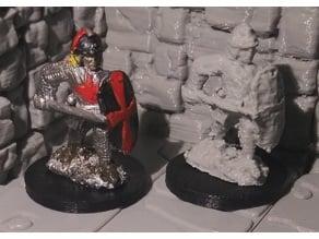 Replica of Grenadier Specialists 2006 #4 Miniature