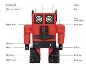 Creality DIY Robot Build Yourself a Christmas Gift