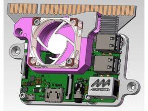 RGB-PI Jamma Cooling