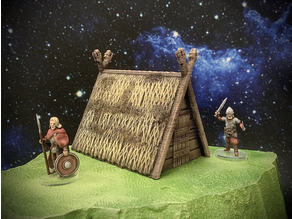 Viking Hut (standard scale)