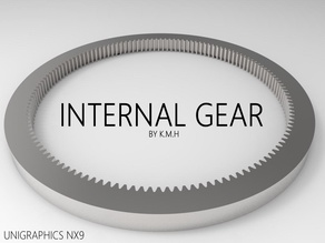 Straight Internal Gear