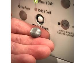Replacement Button Cap for Kenmore Washer / Dryer