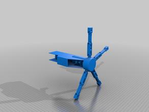 Odradek (Death Stranding) Full Mechanical Prototype (WIP)