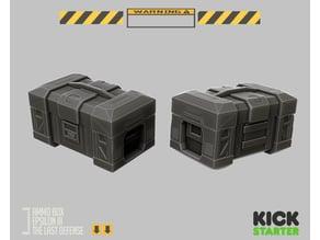 Epsilon III: Ammunition Box