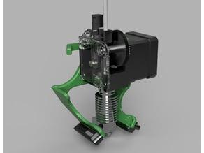 Tevo Tarantula Pro Titan + E3D V6 direct mount