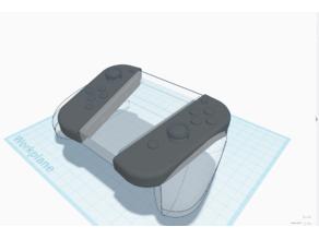 JoyXBoxCon - Joycon Xbox Style Grip