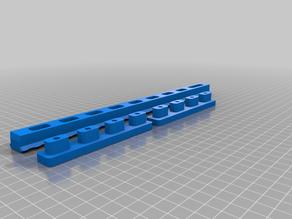 Airsoft MG36 Rail