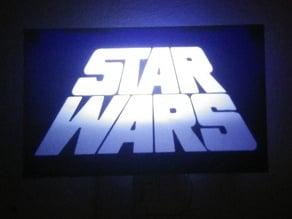 Star Wars Night Light