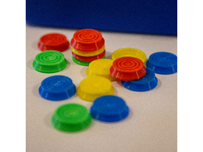 Board game token