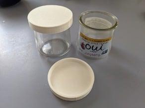Yogurt Jar Lid