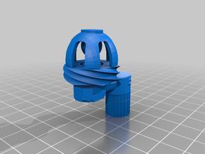 Cat Toy Style Knob Cap