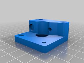 MPSM V2 Capricorn Bowden Tube Extruder Frame