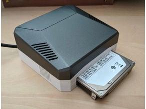 Argon One case HDD extender