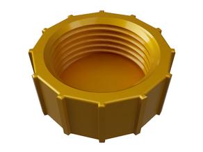 Jerrycan cap ISO M48x4