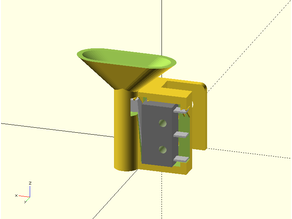ANET A8 plus Filament Runout Switch