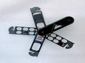 SD MicroSD Card Case