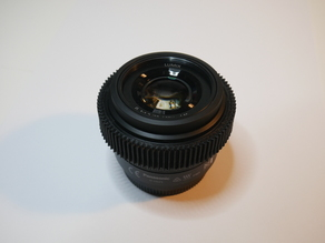 Focus Gear For Panasonic 25mm F1.7