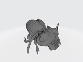 Typewriter Beetle