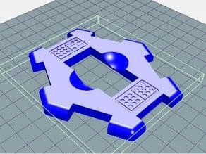 Domino hub - double nines