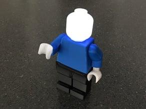 Lego Minifigure 4X