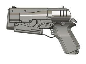 Fallout 4 10mm Pistol